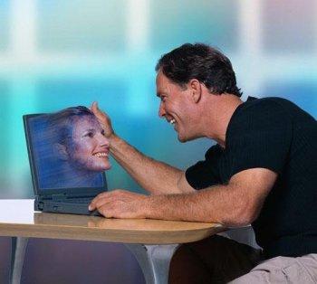 Что такое виртуальный флирт
