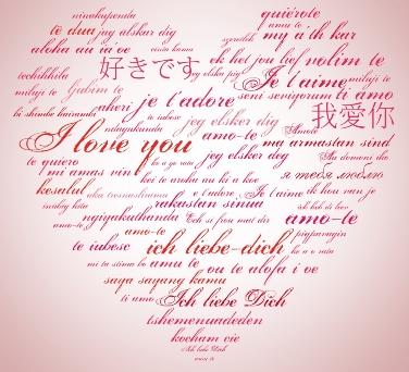 """""""Я тебя люблю"""" на всех языках мира!"""