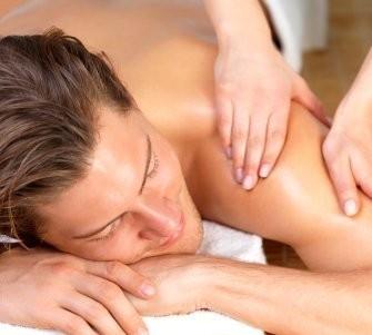 Как делать парню эротический массаж