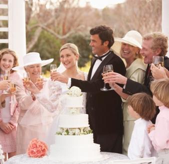 Прикольные тосты молодым на свадьбу в стихах