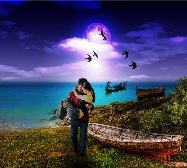 Романтические сказки про любовь