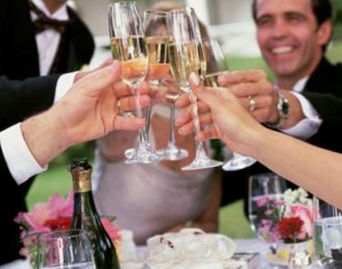 Романтические свадебные тосты в прозе