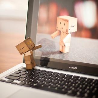 Стихи про разлуку в виртуальной (интернет) любви